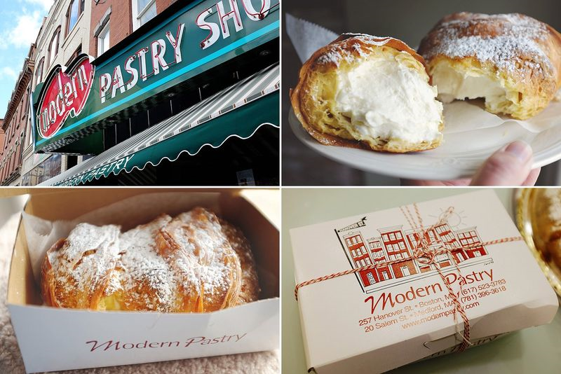 Modern Pastry: Boston North End